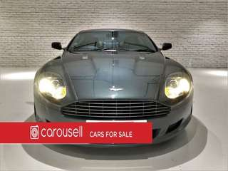 ASTON MARTIN DB9 COUPE AUTO