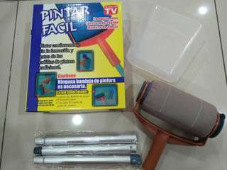 Refill paint brush