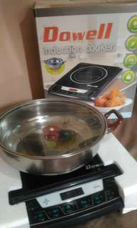 Dowell Induction Cooker w/ FREE Pan