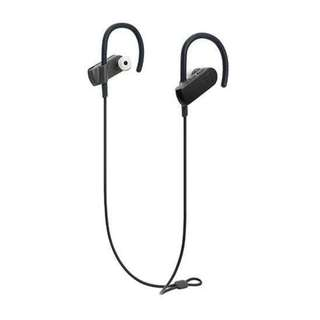 Audio-Technica SPORT50BT wireless in-ear headphone (Black)
