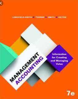 Management Accounting Ebook