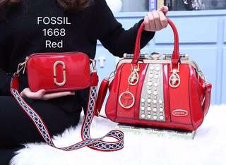 FOSSIL 2IN1 SET 1668