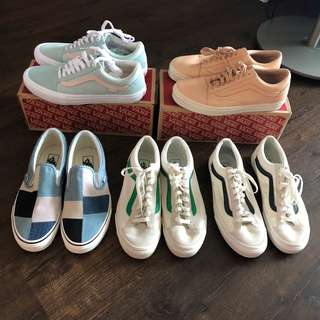 For Sales Only / Price Firm : Vans Style 36 / Old Skool marshmallow