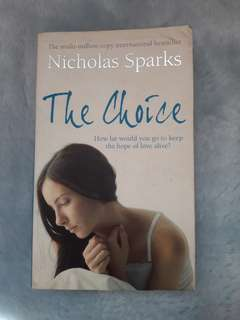 Nicholas Sparks' The Choice