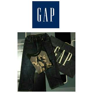 Gap Boy Kids Longsleeve & Jeans