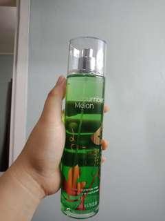 body spray  cucumber melon