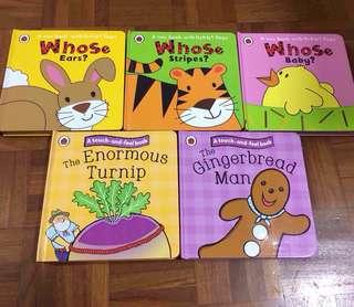 Ladybird board books
