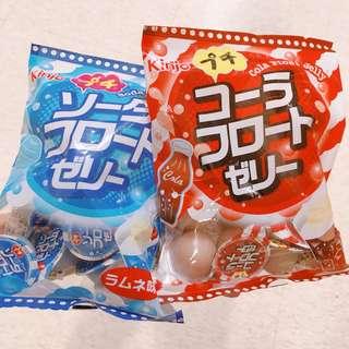 🚚 Kinjo可樂蘇打風味果凍