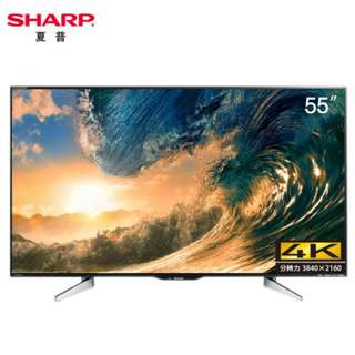 Sharp 55SU560A 4K smart TV