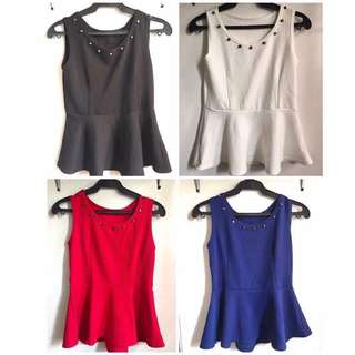 4 tops for P499