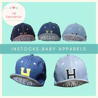 🚚 ❤️HIPSTER Baby SnapBack