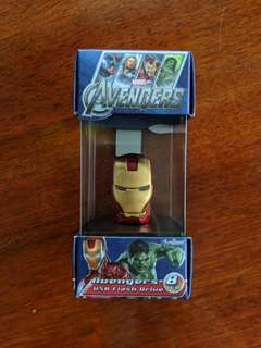 Iron Man Thumb Drive