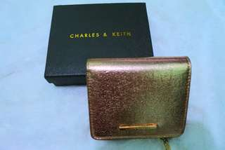 Charles and keith silver