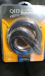 Sub wooter Cable