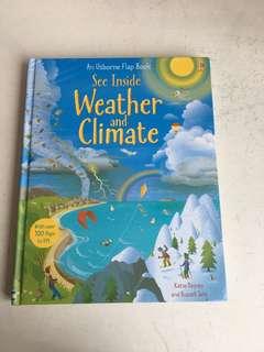 Usborne- weather & climate
