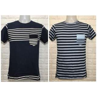 Stripes tshirt for mens