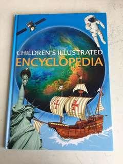 Usborne children's illustrated Encyclopedia