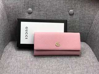 Gucci long wallet authentic grade quality
