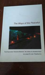 The Ways of The Peaceful by Ajahn Liem