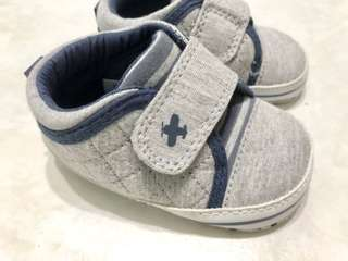 Baby boy shoes (Mothercare)