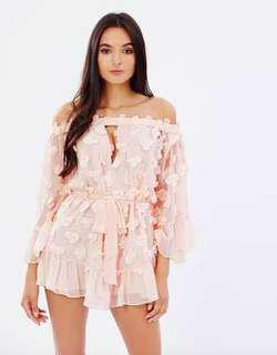 Alice McCall Past Time Paradise Playsuit