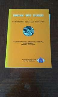 Viasanna Meditation by Mahasi Sayadaw