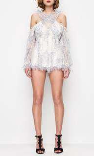 Alice McCall That's A Wrap Playsuit