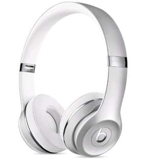 Beats Solo3 Wireless Headphones Silver