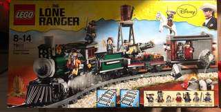 Lego Lone ranger train 79011
