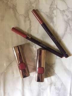 Nude lipstick bundles