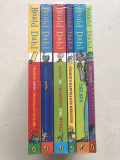 Brand New - Roald Dahl Books