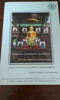 Wisdom Develops Samadhi