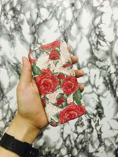 Floral Case for Iphone 7/8