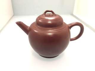 紫砂 朱泥壺