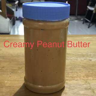 Home-made Peanut Butter