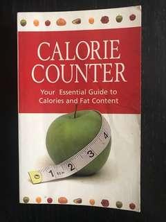 🚚 Calorie Counter