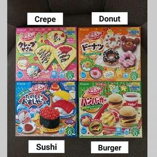 Kracie DIY Japanese kit