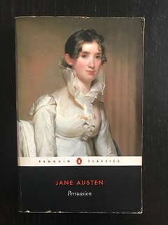 🚚 Persuasion by Jane Austen