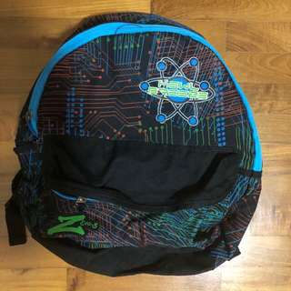 Skechers back pack , size around 35cm x 30cm