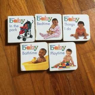 5 Baby Books