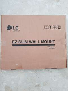 LG original tv wall mount wall bracket