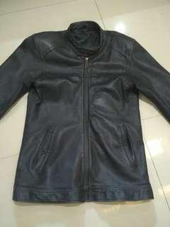 Jaket kulit (kulit domba 100%)