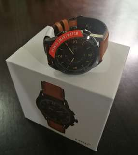 Brand New Fossil Q Activist for sale