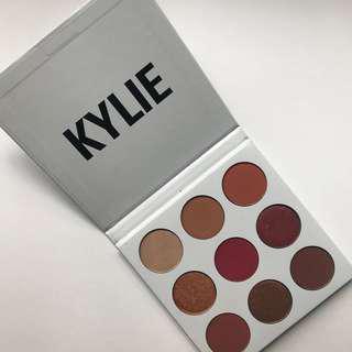 Kylie Cosmetics Burgundy Pallet
