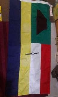 Old Sabah Flag 1963-1982