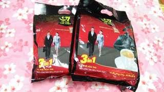 🚚 越南G7咖啡50包