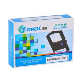🚚 Tokol Printer Ink Ribbon TP-10 Compatible with Seikosha ST10 / TP10 / TP20 / AP10