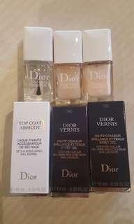 Dior Nail Polish