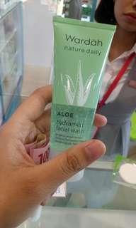 Aloe facial wash kanopixcarousell