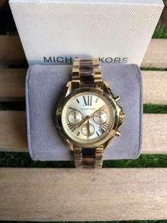 Michael Kors Bradshaw Acetate Bracelet Watch
